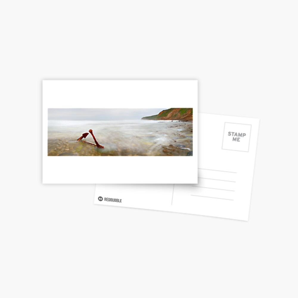 Marie Gabrielle Anchor, Shipwreck Coast, Victoria, Australia Postcard
