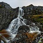 Upper Hairy Falls ~ Plateau Creek Drop by Robert Mullner