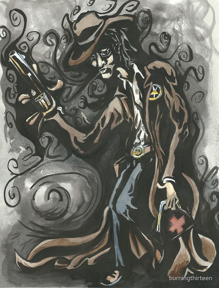 Sheriff of Shadows by burningthirteen