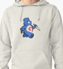 Scare Bear Pullover Hoodie