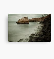 Sunset Cliffs 1 Canvas Print