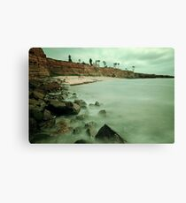 Sunset Cliffs 2 Canvas Print
