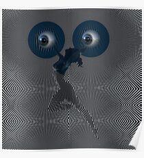 Hypnotic lady Poster