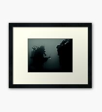 THE TOOLS WE USE Framed Print
