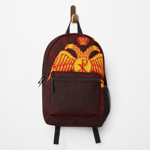 Imperial Byzantine symbol Backpack