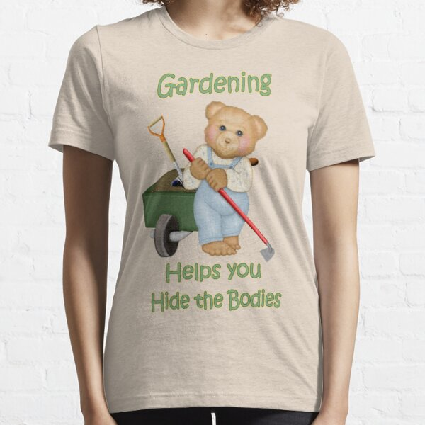 Gardening Tips Essential T-Shirt