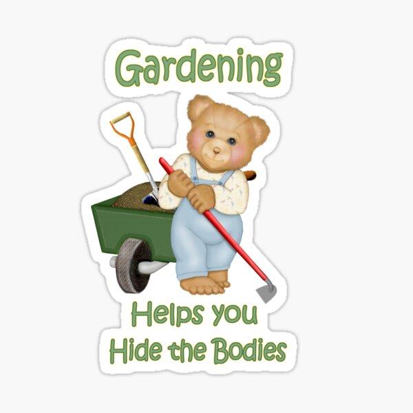 Gardening Tips Sticker
