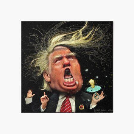 """""""L'enfant Terrible"""" #45 (Donald Trump) Art Board Print"""
