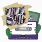 Hot Fudge Pony Ride by eyethree