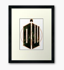 The Doctor's Home Framed Print