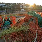 Early morning Trawlers net by mpstone