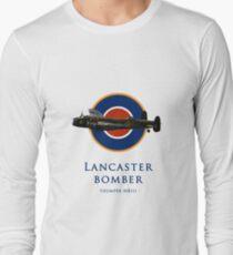 Lancaster bomber logo T-Shirt