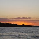 African Sunset #9 by Pauline Adair