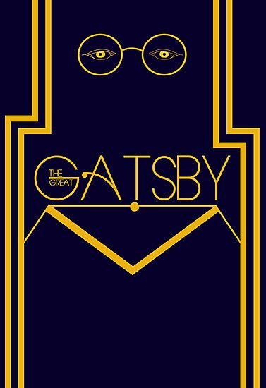 The Great Gatsby by noomrevlis