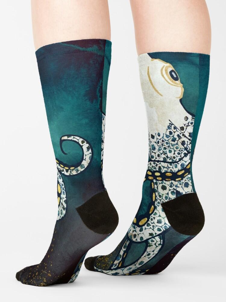 Alternate view of Underwater Dream VII Socks