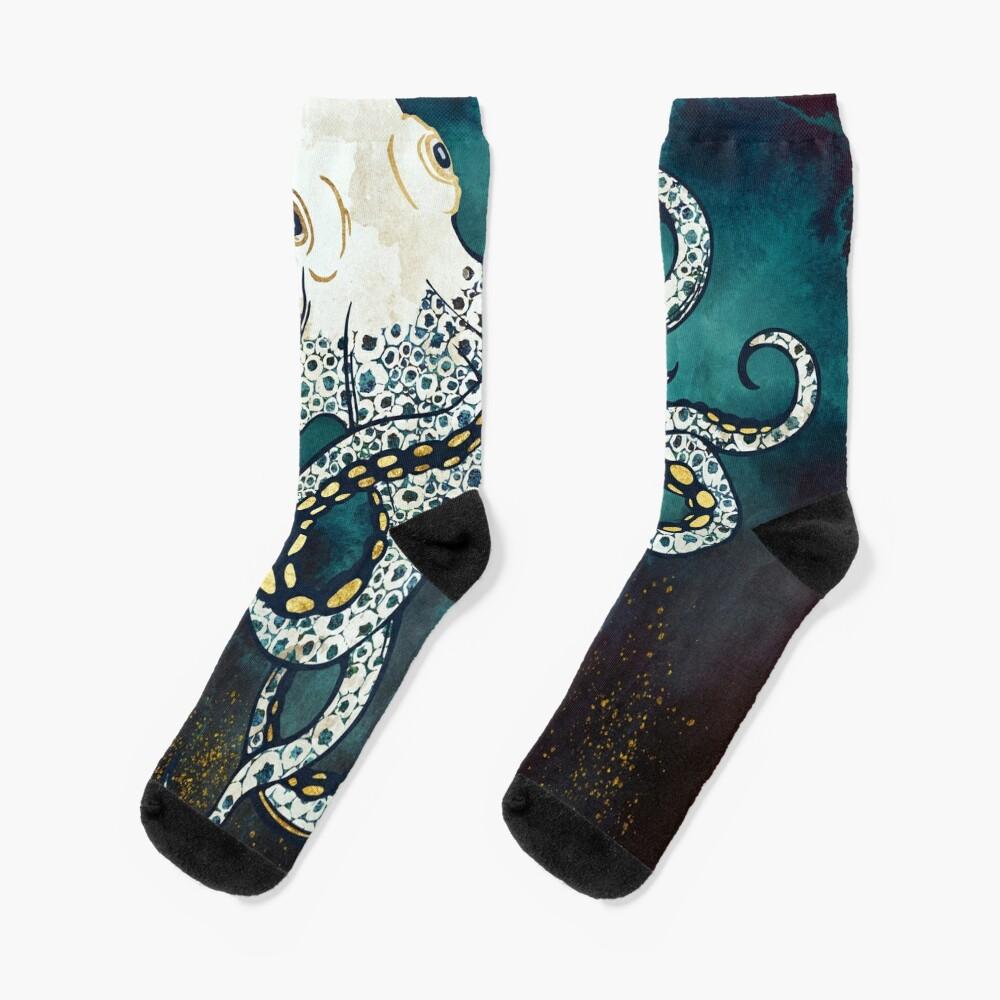 Underwater Dream VII Socks