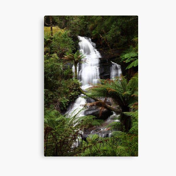 """""""Rainforest Cascade"""" Canvas Print"""
