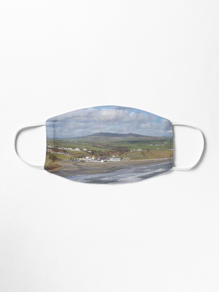 Alternate view of Aberdaron by the Sea Mask