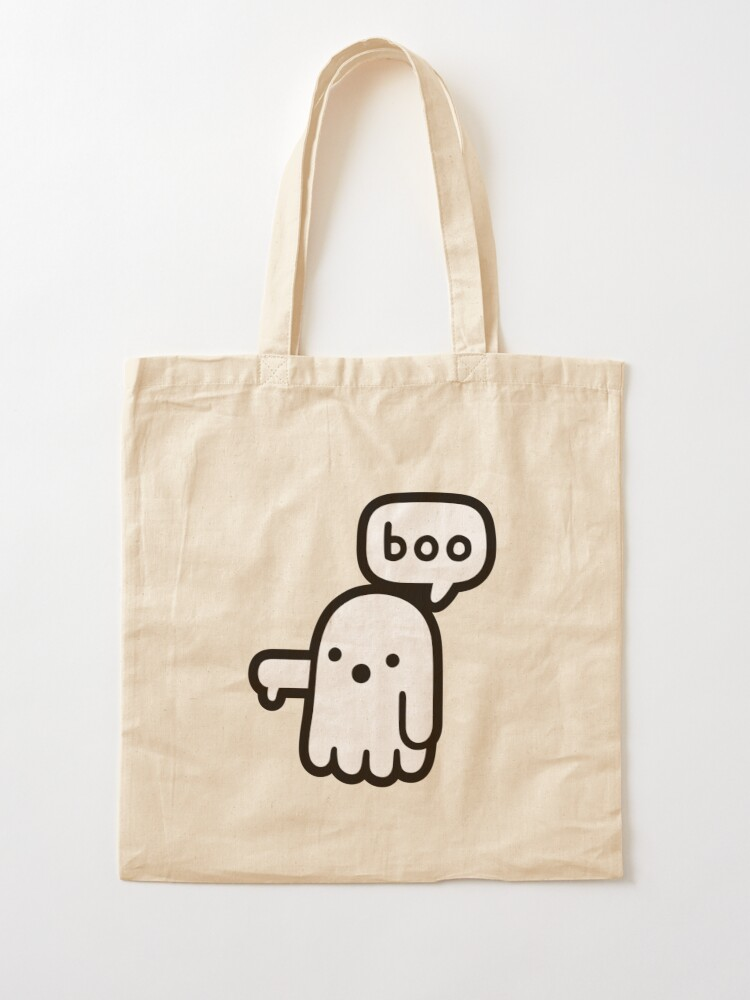 Alternate view of Ghost Of Disapproval Tote Bag