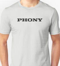 Phony - Sony Parody Unisex T-Shirt