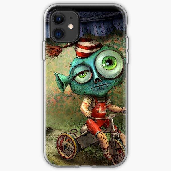 Aspic Coalshovel's Shadow iPhone Soft Case