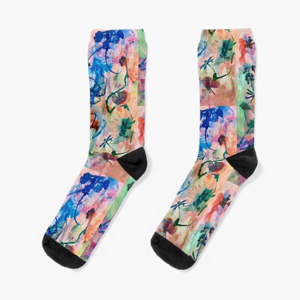 Morning Light Socks