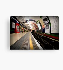 Piccadilly Circus Canvas Print