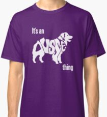 Aussome Classic T-Shirt