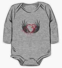 Blood Wings One Piece - Long Sleeve