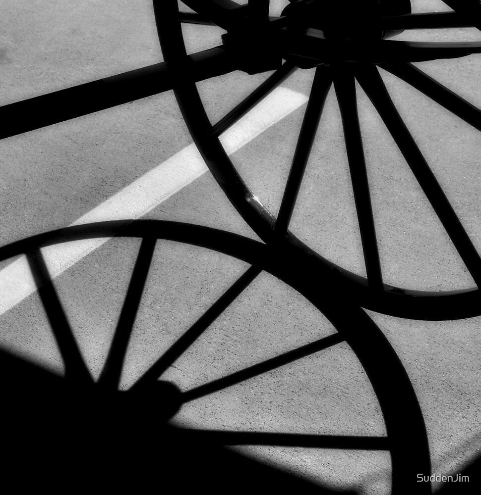Shadow Wheels by SuddenJim