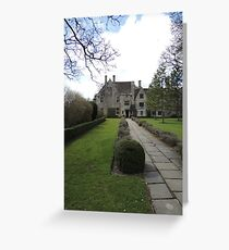 The Manor Reborn Greeting Card