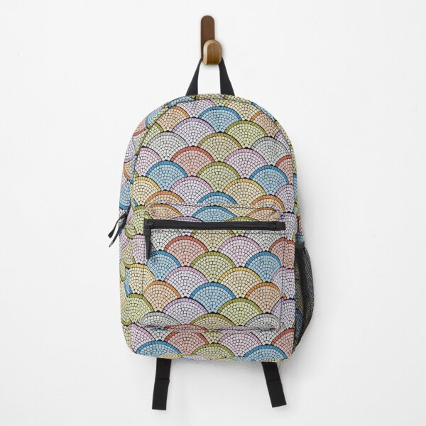 Mosaic Archs - Bright Night Backpack