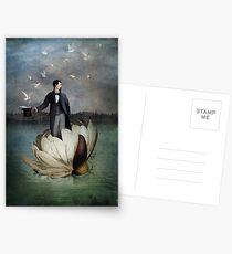 The Gentleman Postcards