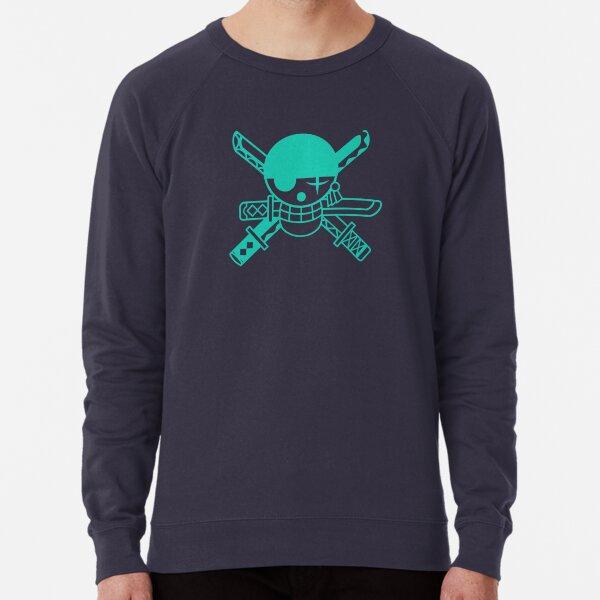 Roronoa Zoro One Piece Jolly Roger Sweatshirt léger