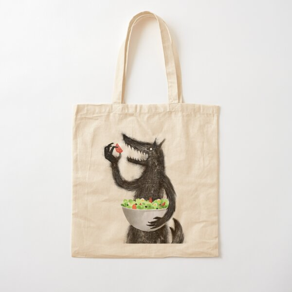 What's for lunch? Cotton Tote Bag