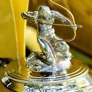 1933 Pierce Arrow Model 836, Hood Ornament by SuddenJim