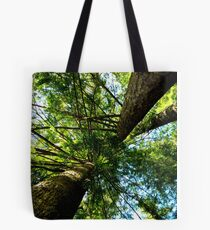 Tall Trees Tote Bag