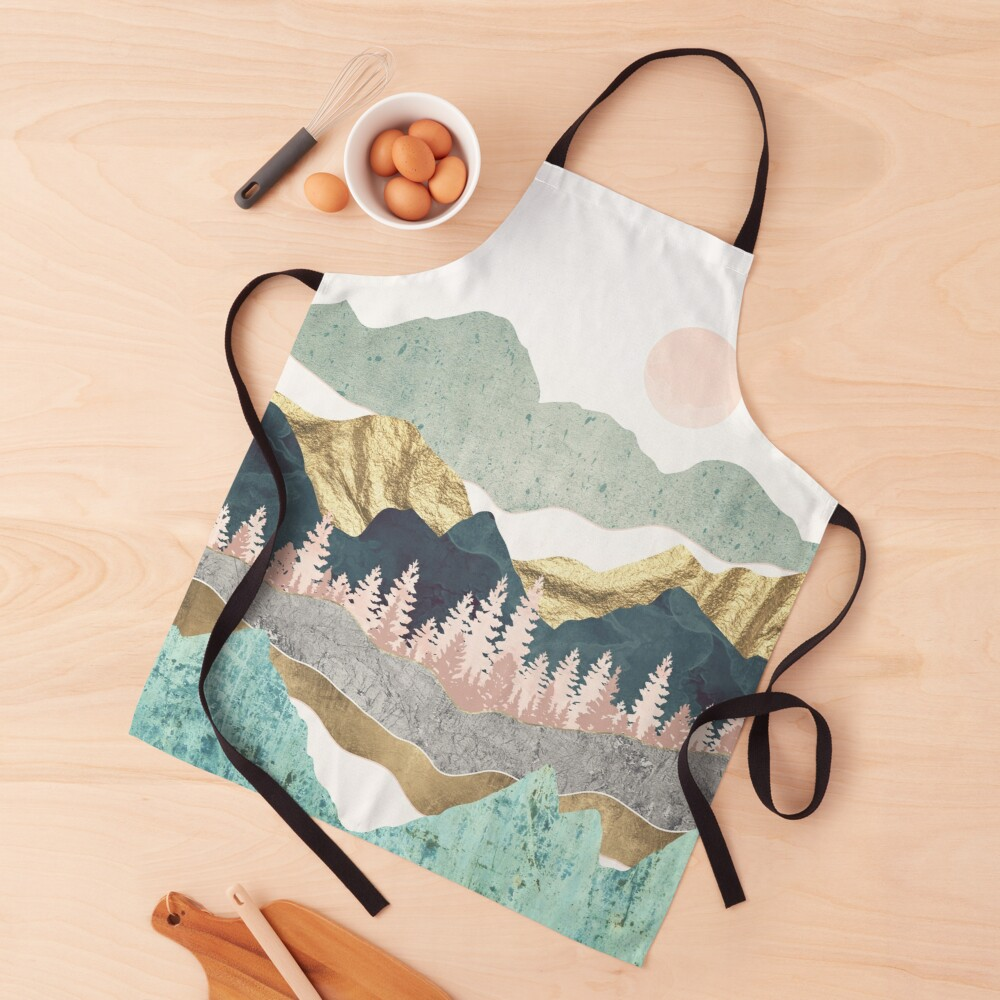 Summer Vista Apron
