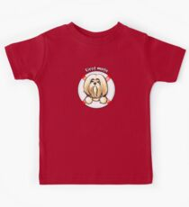 Lhasa Apso :: First Mate Kids Tee