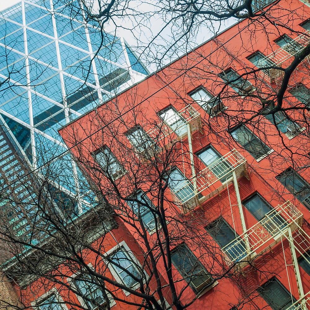 Building Diagonals by Michel Godts