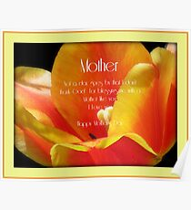 Mother's day #3 Poster