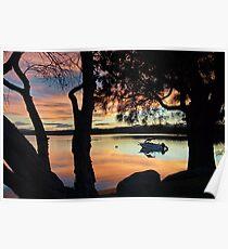 Tuross Lake - Tuross, NSW, Australia Poster
