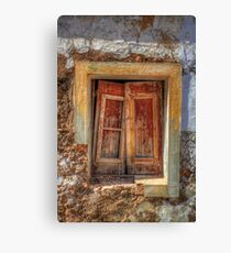 Closed For Lunch Canvas Print