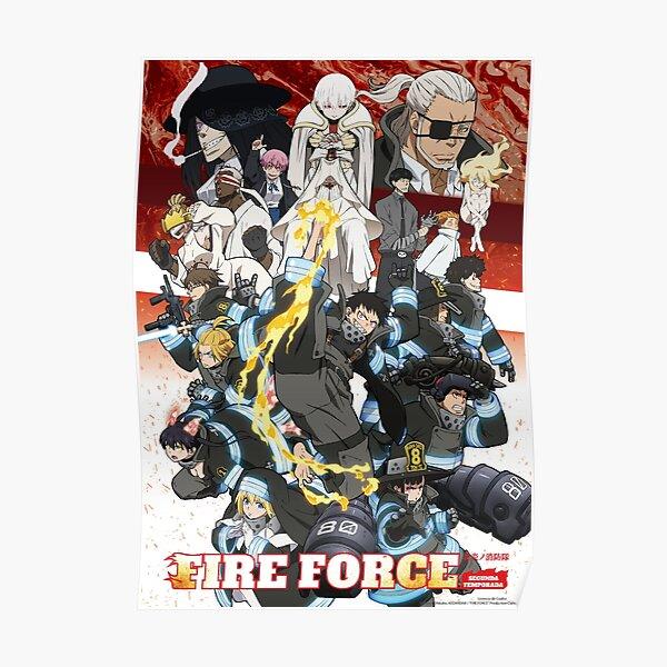 Conception de la force de feu Poster