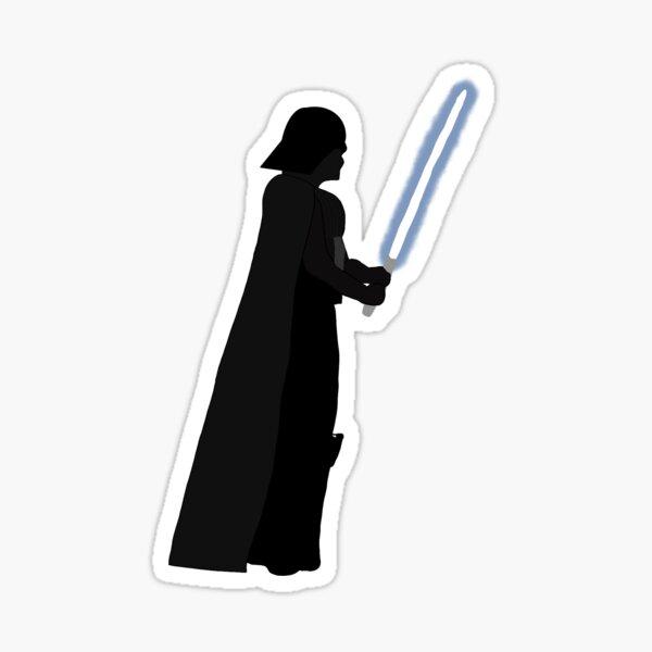 Vaderrr Sticker