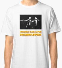 Moos & Roy - Mushroom-Cloud-Laying Motherflippers Classic T-Shirt
