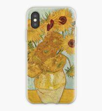 Sunflowers - Van Gogh iPhone Case
