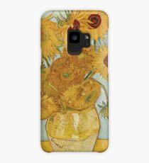 Sunflowers - Van Gogh Case/Skin for Samsung Galaxy