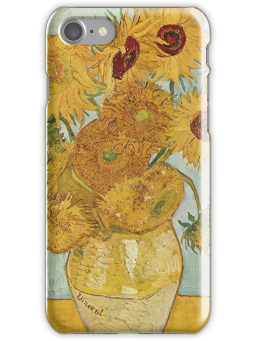 Sunflowers - Van Gogh by skyeaerrow