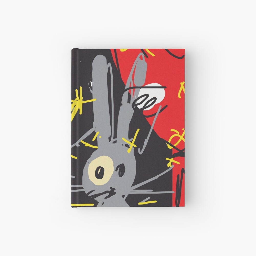 Magic Trick Hardcover Journal